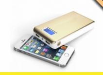 mobil töltő