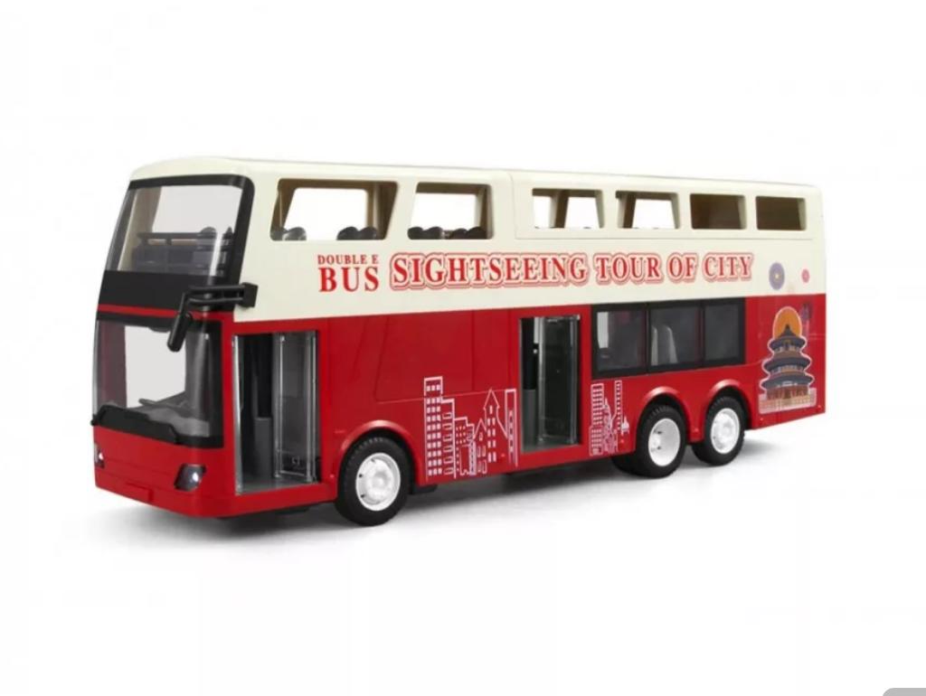 távirányítós busz